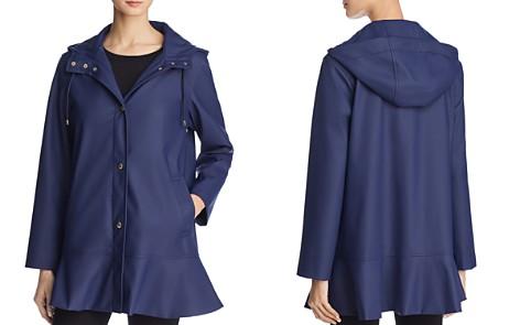 kate spade new york Peplum Raincoat - 100% Exclusive - Bloomingdale's_2
