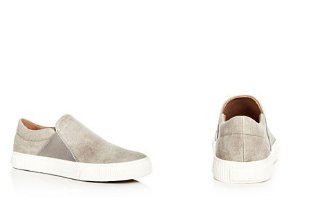 Vince Men's Kelvin Distressed Nubuck Leather Slip-On Sneakers - Bloomingdale's_2