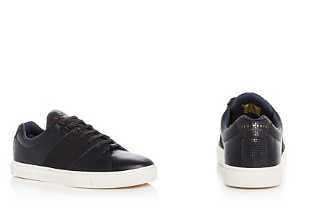 Ted Baker Men's Quanab Leather Lace Up Sneakers - Bloomingdale's_2