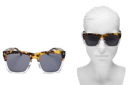 Illesteva Women's Los Feliz Square Sunglasses, 55mm - Bloomingdale's_2