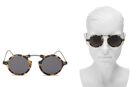 Illesteva Women's Roma II Round Sunglasses, 46mm - Bloomingdale's_2