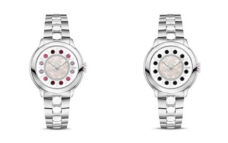Fendi IShine Rotating Gemstones Watch, 38mm - Bloomingdale's_2