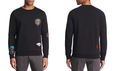Paul Smith 1974 Motif Embroidered Sweatshirt - Bloomingdale's_2
