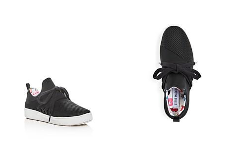 STEVE MADDEN Girls' JLANCER Neoprene Lace Up Sneakers - Little Kid, Big Kid - Bloomingdale's_2