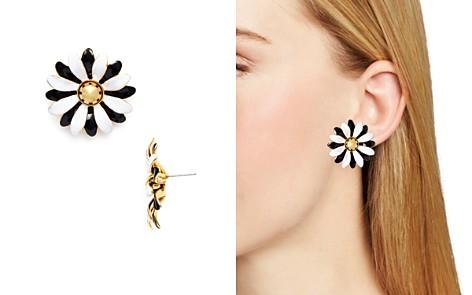 kate spade new york Flower Stud Earrings - 100% Exclusive - Bloomingdale's_2