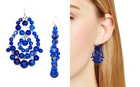 AQUA Beaded Chandelier Earrings - 100% Exclusive - Bloomingdale's_2