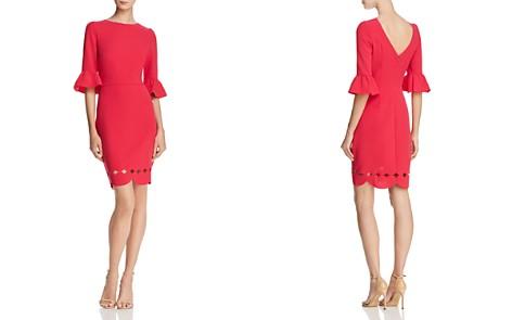 Adelyn Rae Blair Scallop-Hem Dress - Bloomingdale's_2