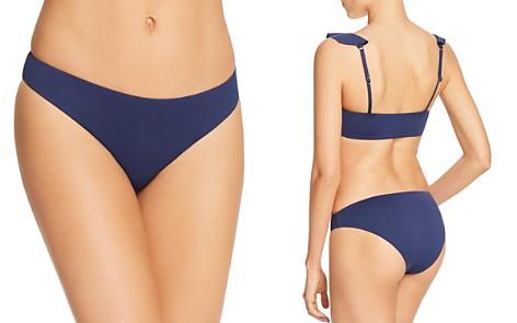 Eberjey So Solid Annia Bikini Bottom - Bloomingdale's_2