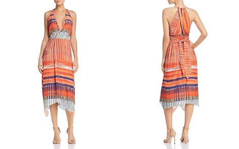 Ramy Brook Printed Elia Faux-Wrap Dress - Bloomingdale's_2
