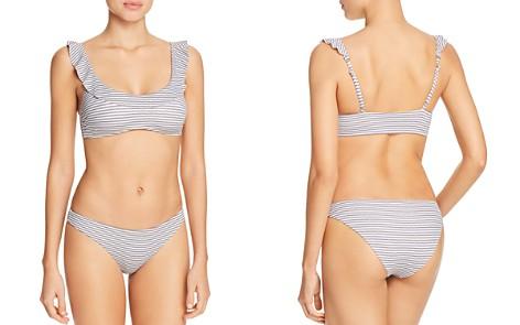 Eberjey Sea Stripe Layla Bikini Top & Annia Bikini Bottom - Bloomingdale's_2