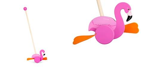 Sunnylife Flamingo Push Along Toy - Ages 1+ - Bloomingdale's_2