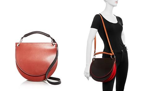 Marni Large Leather Saddle Bag - Bloomingdale's_2