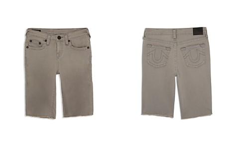 True Religion Boys' Frayed-Hem Geno Denim Shorts - Little Kid, Big Kid - Bloomingdale's_2