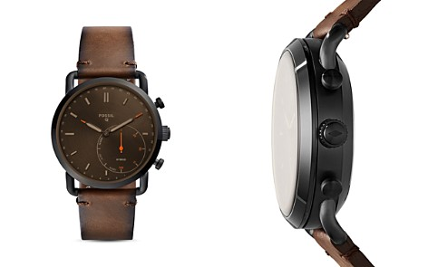 Fossil Q Commuter Hybrid Smartwatch, 42mm - Bloomingdale's_2
