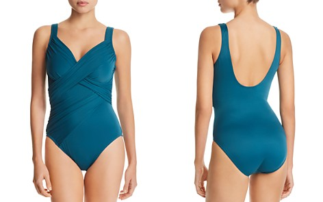 Miraclesuit New Revelations Revele One Piece Swimsuit - Bloomingdale's_2