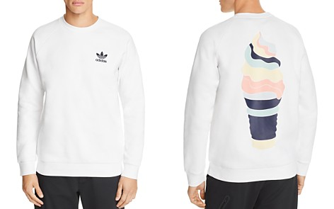 adidas Originals Ice Cream Crewneck Sweatshirt - Bloomingdale's_2