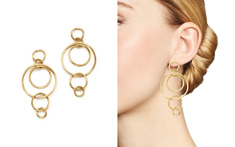 Marco Bicego 18K Yellow Gold Luce Link Drop Earrings - 100% Exclusive - Bloomingdale's_2