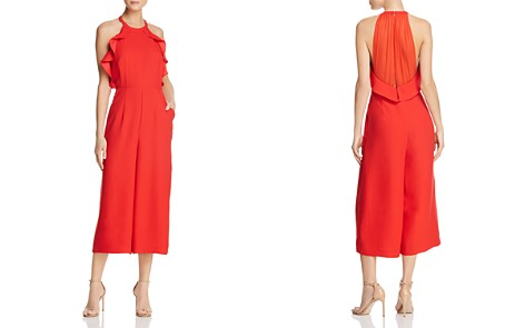 Whistles Sonia Ruffled Jumpsuit - 100% Exclusive - Bloomingdale's_2