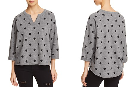 ALTERNATIVE The Champ Remix Star Print Sweatshirt - 100% Exclusive - Bloomingdale's_2
