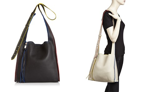 ELENA GHISELLINI Estia Small Leather Hobo - Bloomingdale's_2