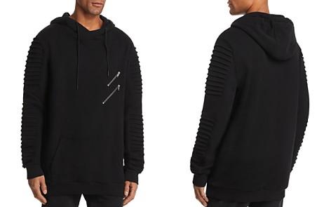 nANA jUDY Montana Biker Sleeve Hooded Sweatshirt - Bloomingdale's_2