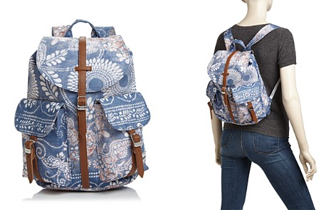 Herschel Supply Co. Dawson Printed Canvas Backpack - Bloomingdale's_2
