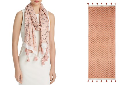 kate spade new york Butterfly Oblong Scarf - Bloomingdale's_2