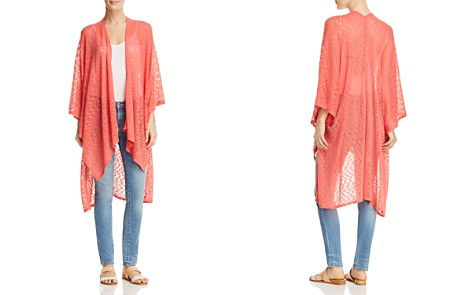 Status by Chenault Cascade Duster Cardigan - Bloomingdale's_2