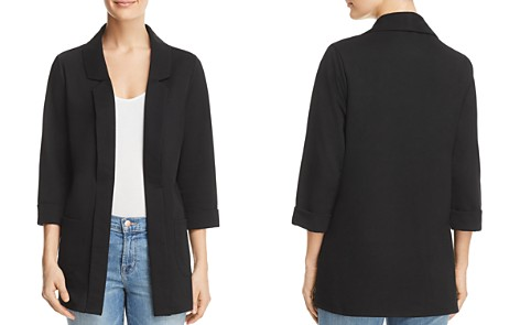 Alison Andrews French Terry Blazer - Bloomingdale's_2