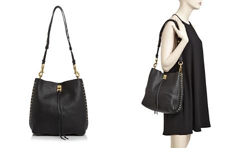 Rebecca Minkoff Darren Leather Shoulder Bag - Bloomingdale's_2