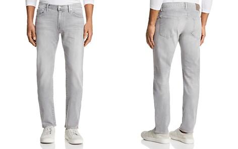S.M.N Studio Hunter Standard Slim Fit Jeans in Felix Gray - 100% Exclusive - Bloomingdale's_2