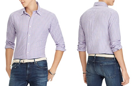 Polo Ralph Lauren Plaid Classic Fit Button-Down Shirt - Bloomingdale's_2