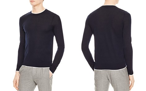 Sandro Trim Sweater - Bloomingdale's_2