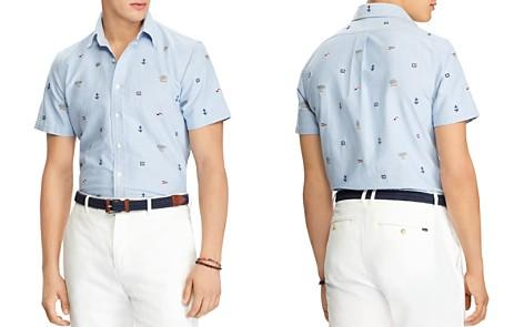 Polo Ralph Lauren Nautical Classic Fit Sport Shirt - Bloomingdale's_2