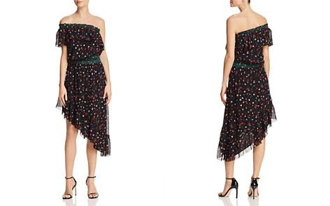 Joie Hafsa One-Shoulder Silk Dress - Bloomingdale's_2