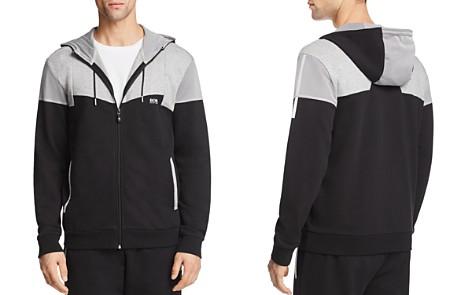 BOSS Green Color-Blocked Hooded Sweatshirt - Bloomingdale's_2
