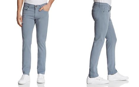 J Brand Tyler Slim Fit Jeans in Ultramatic - Bloomingdale's_2