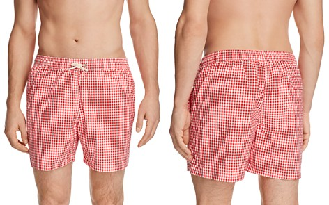 Barbour Gingham Swim Trunks - Bloomingdale's_2