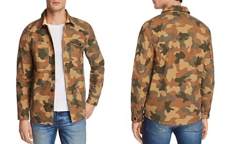 Barbour Camouflage Button-Up Shirt Jacket - Bloomingdale's_2