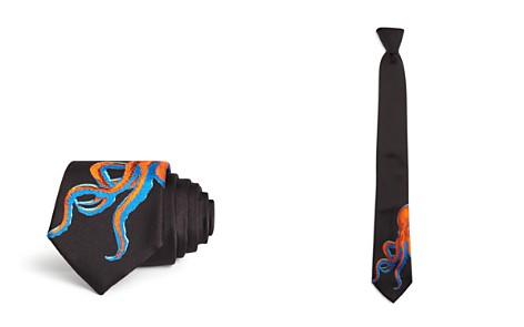 Paul Smith Octopus Skinny Tie - Bloomingdale's_2