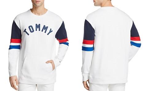 Tommy Hilfiger Color-Blocked Crewneck Sweatshirt - Bloomingdale's_2