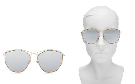 Dior Women's Stellaire 4 Mirrored Geometric Sunglasses, 59mm - Bloomingdale's_2