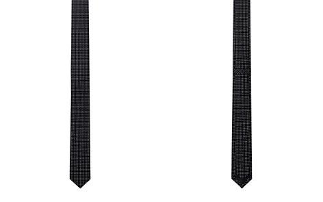 The Kooples Geometric Skinny Tie - Bloomingdale's_2