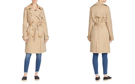 Lauren Ralph Lauren Cotton Twill Trench Coat - 100% Exclusive - Bloomingdale's_2