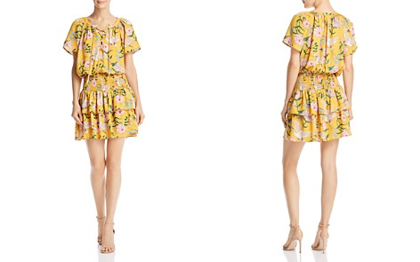 Beltaine Printed Blouson Dress - 100% Exclusive - Bloomingdale's_2