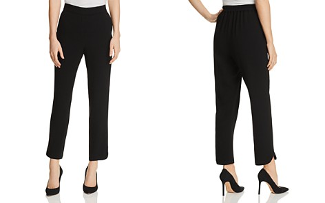 Gerard Darel Marie Cropped Flared Pants - 100% Exclusive - Bloomingdale's_2