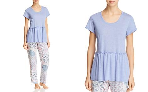 Josie Avant Garden Short Sleeve Tee & Pajama Pants - 100% Exclusives - Bloomingdale's_2