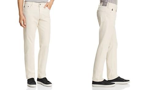 AG Graduate Slim Straight Fit Jeans in Moon Glade - Bloomingdale's_2