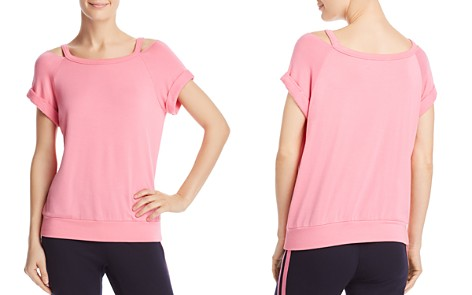 Bailey 44 Forget Me Not Cutout Tee - Bloomingdale's_2