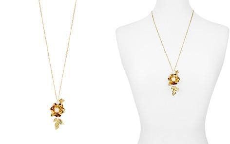 "kate spade new york Botanical Pendant Necklace, 25"" - Bloomingdale's_2"